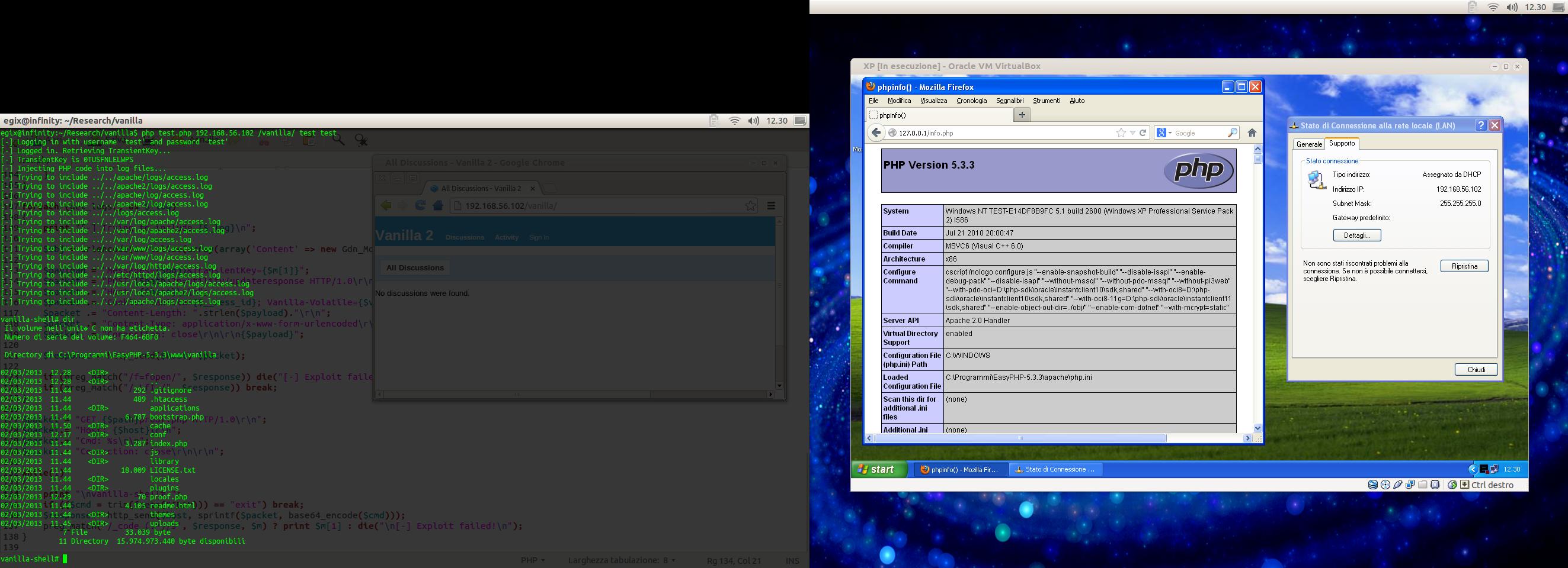 Vanilla Forums 2 0 < 2 0 18 5 - 'class utilitycontroller php