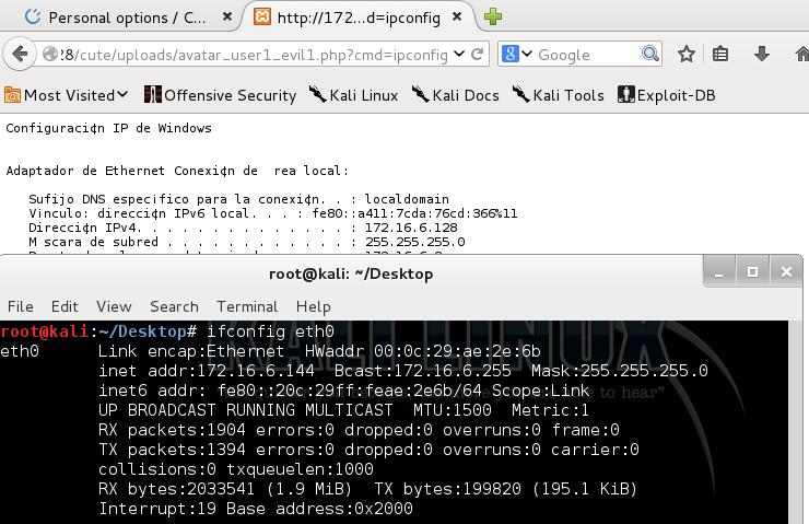 CuteNews 2 0 3 - Arbitrary File Upload - PHP webapps Exploit