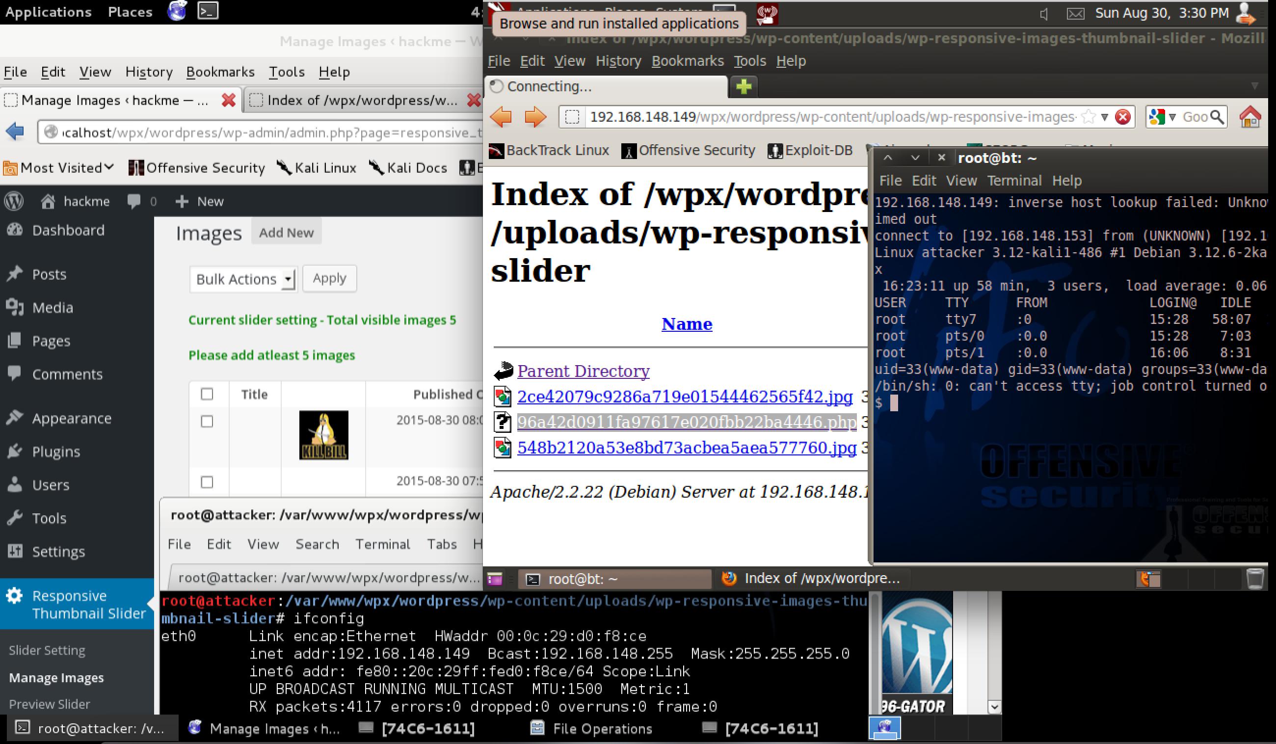 WordPress Plugin Responsive Thumbnail Slider 1 0 - Arbitrary